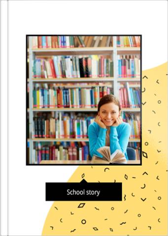 Fotoksiążka School Story