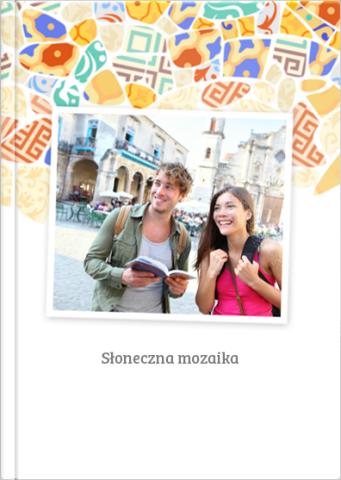 Fotoksiążka Słoneczna mozaika