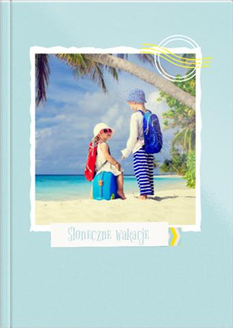 Fotoksiążka Słoneczne wakacje