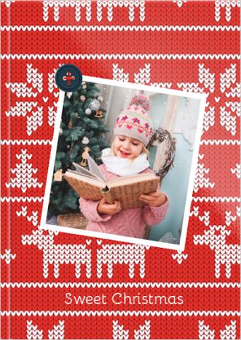 Fotoksiążka Sweet Christmas