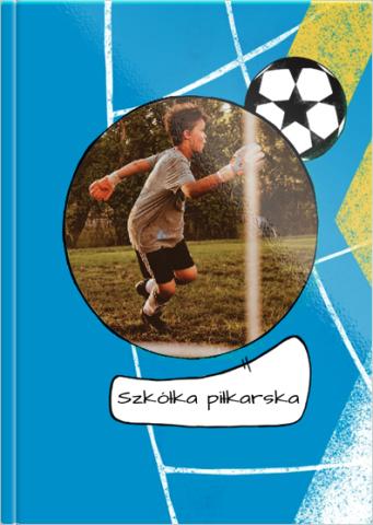 Fotoksiążka Szkółka piłkarska