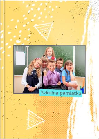 Fotoksiążka Szkolna pamiątka