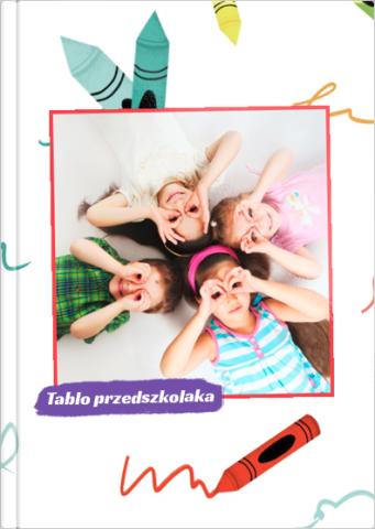 Fotoksiążka Tablo przedszkolaka