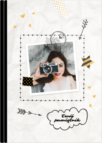 Fotoksiążka Twój pamiętnik