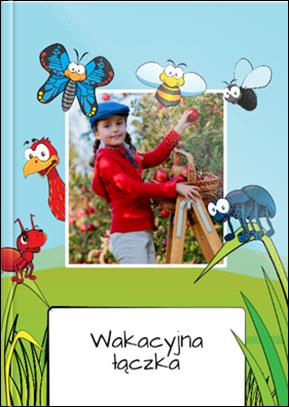Fotoksiążka Wakacyjna łączka
