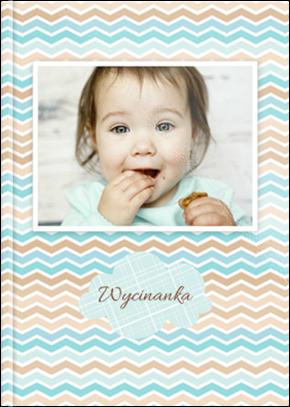 Fotoksiążka Wycinanka