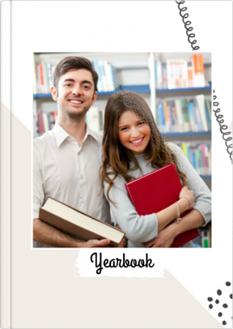 Fotoksiążka Yearbook