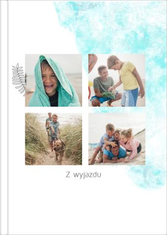 Fotoksiążka Z wyjazdu