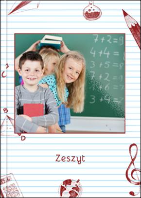 Fotoksiążka Zeszyt