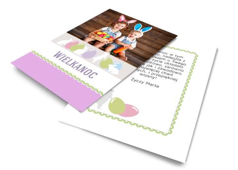 Fotoksiążka Wielkanocne życzenia
